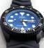 PRE-SALE Seiko 7S26 Black Cerakote Blue Dial Blue Nato