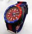 PRE SALE! 6309 7290 Black Cerakote RED Dial PEPSI ring